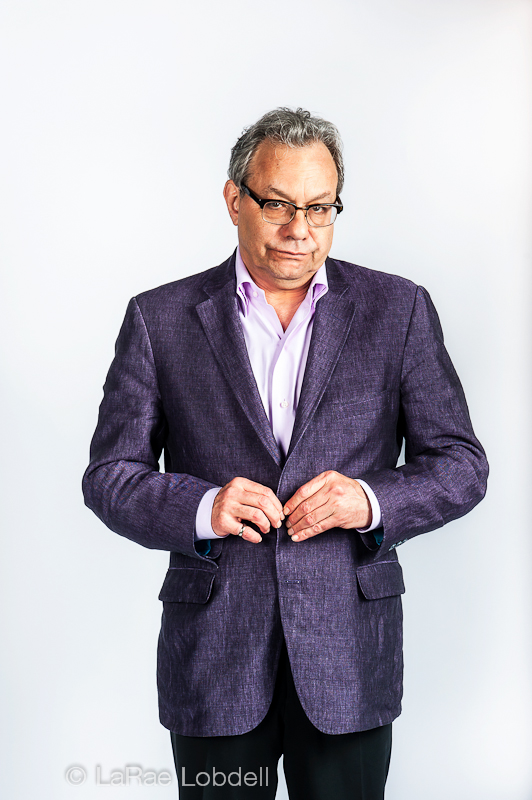 Lewis Black photo by (c) LaRae Lobdell