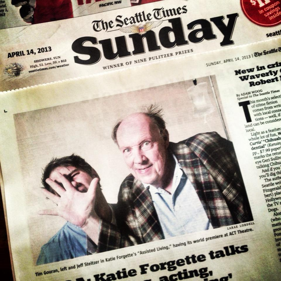 Assisted Living published Seattle Times 1