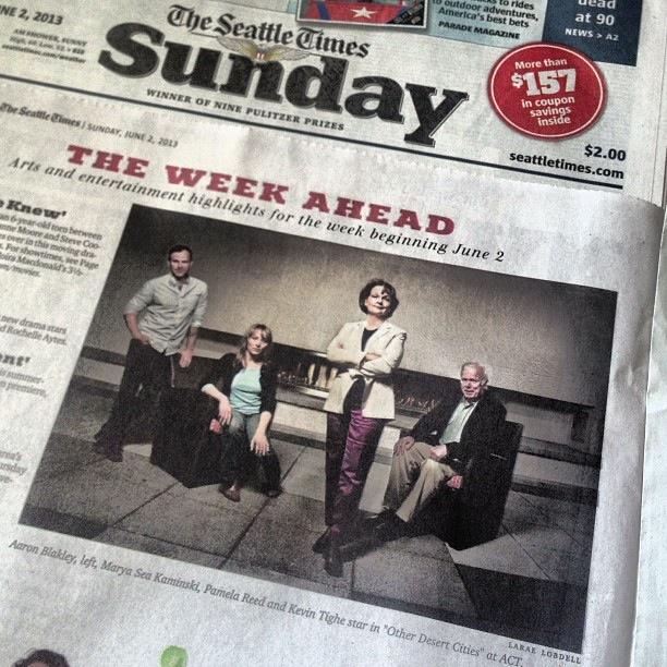 Seattle Times June 2, 2013