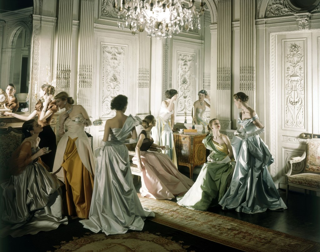 Cecil Beaton & Charles James 1948