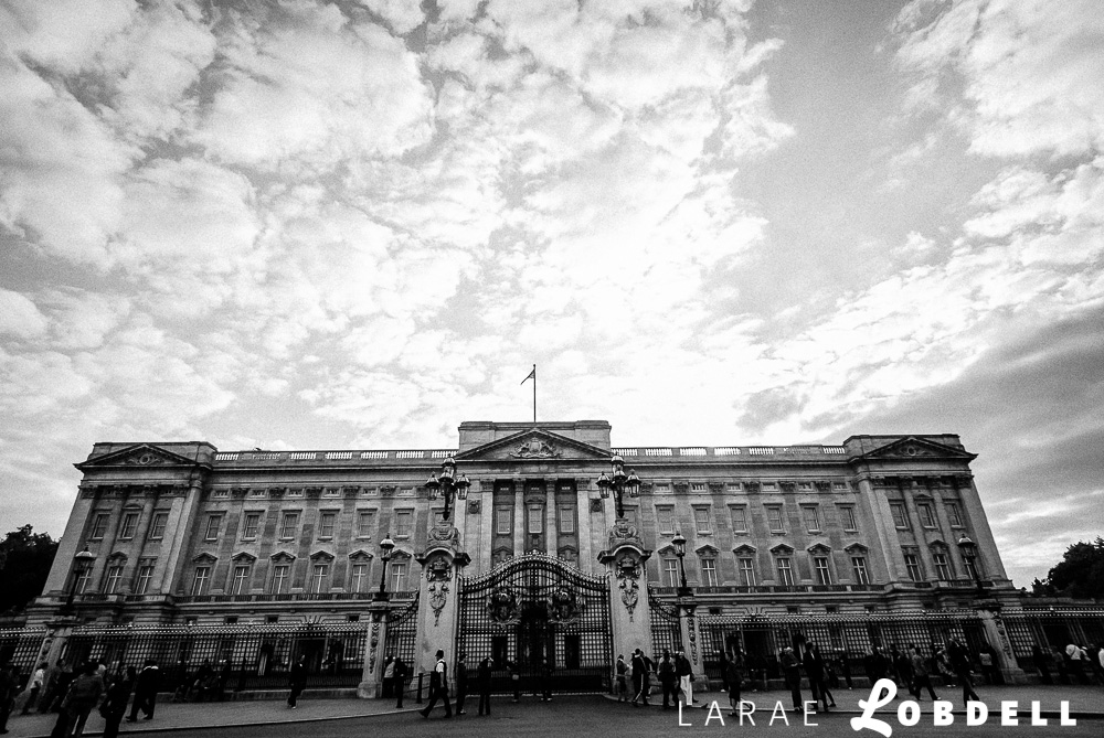 Buckingham Palace in London, England, September 17, 2010.