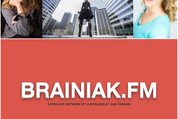 LaRae Lobdell #Interviewed on Brainiak FM with Justin Seeley