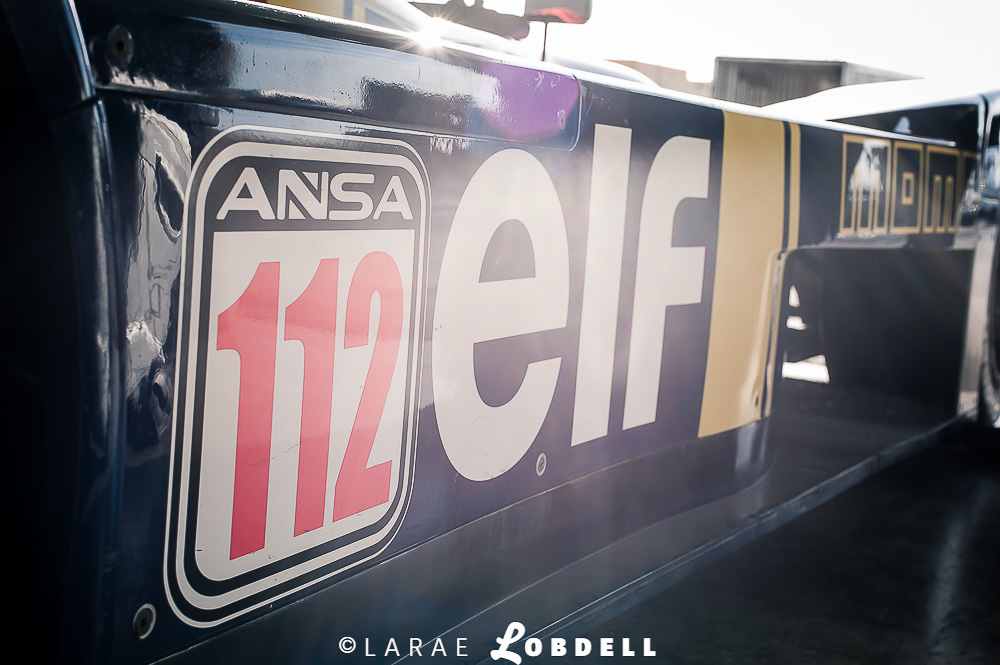 ANSA Motorsports #112 IMSA Prototype Lite at Homestead-Miami Speedway, Homestead FL, January 3rd, 2015