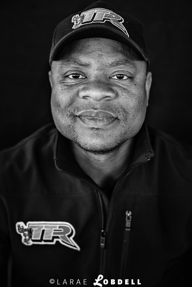 Marc Jones, Equipment Hauler Chief of Trubo Turtle Racing at MotoAmerica at Road America, Elkhart Lake, WI.