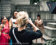 Behind the Scenes of Photographing Ramayana