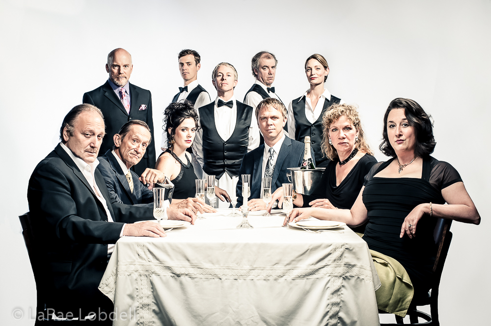 Pinter Festival for ACT Theatre by LaRae Lobdell | PhotoSister.com