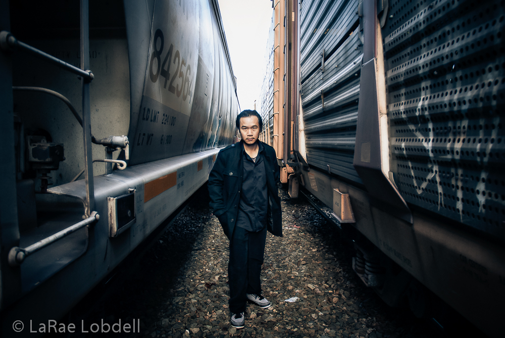 """Trieu Tran in """"Uncle Ho to Uncle Sam"""" at ACT - A Contemporary Theatre"""