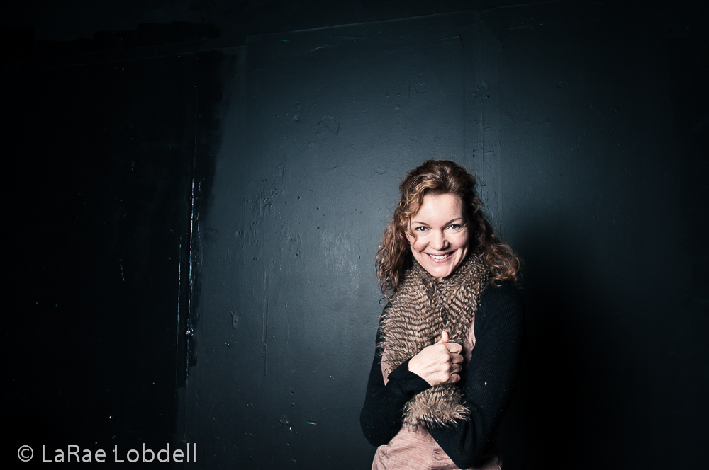"""Lisa Carswell for """"Across a Little Red Marker"""" at Washington Ensemble Theatre"""