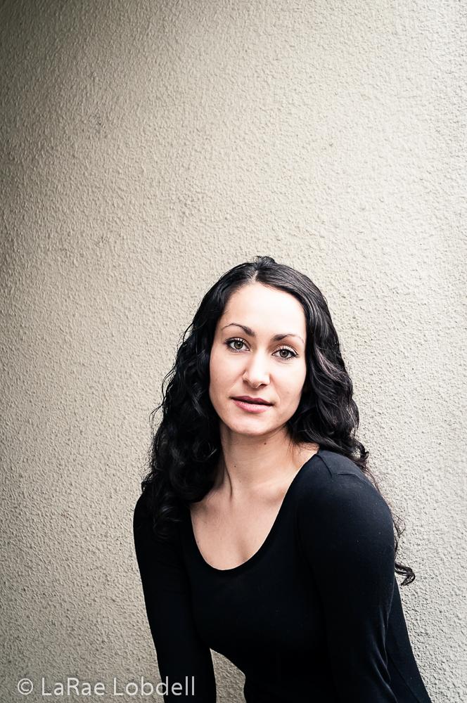 Sarah Lustbader by LaRae Lobdell