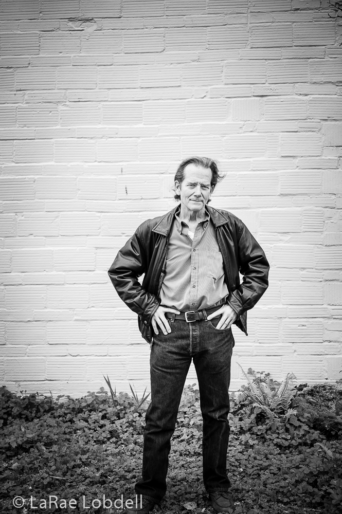 """John Murray  in """"The Language Archive"""" for Seattle Public Theater"""