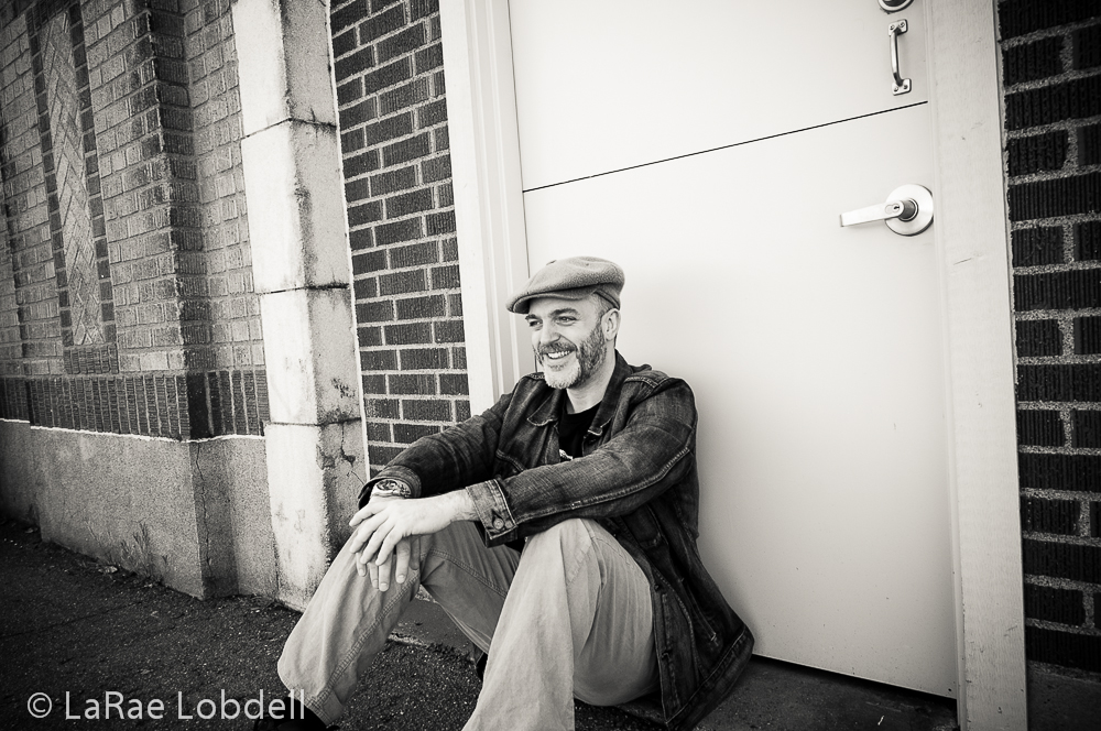 Mike Dooly in The Language Archive for Seattle Public Theater