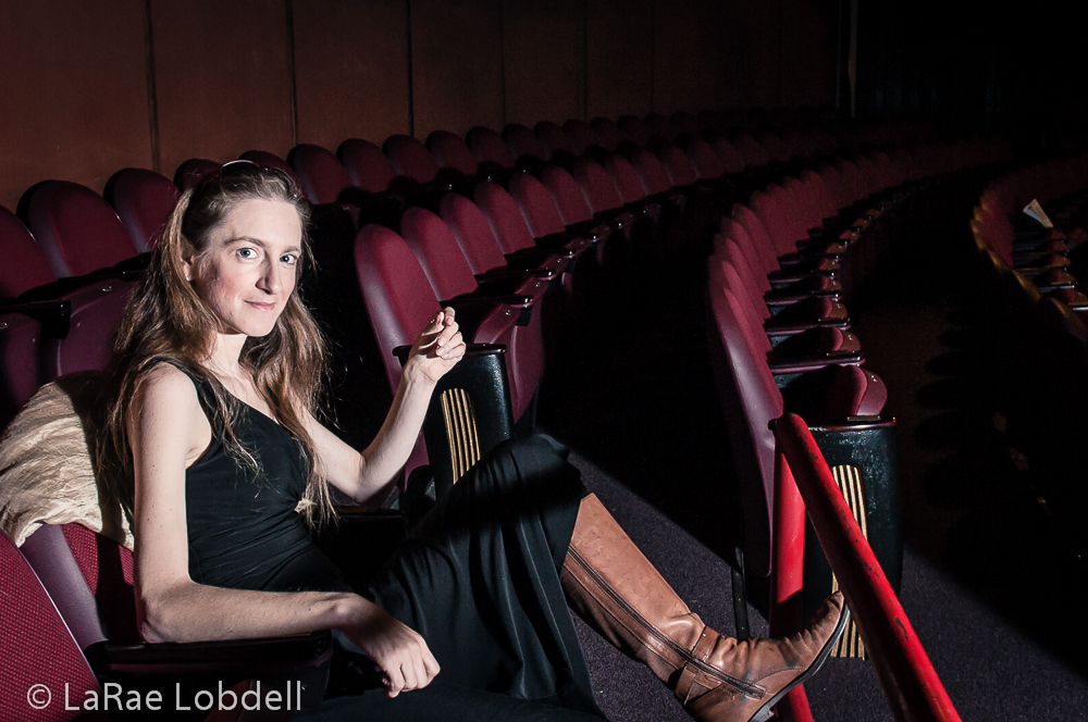 """Shana Bestock director of """"The Language Archive"""" for Seattle Public Theater"""