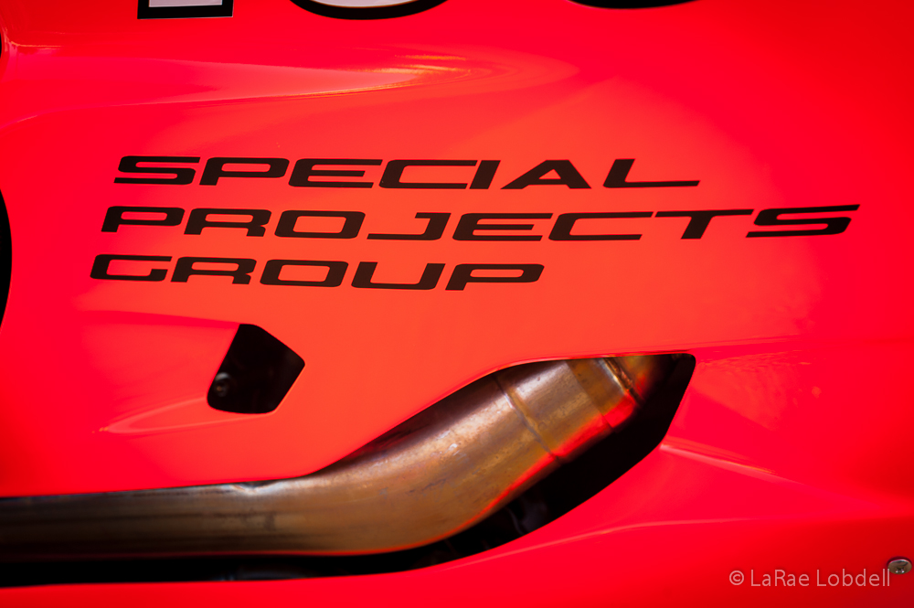 Ducati Seattle with the Special Projects Group 1199 Panigale - at the Seattle 100 at Pacific Raceways WA