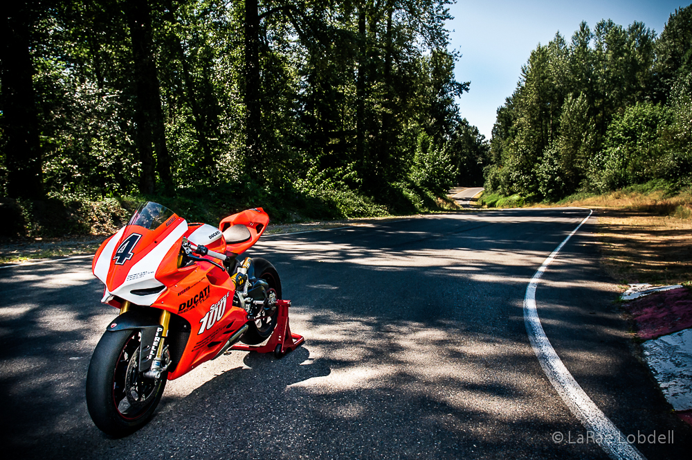 Ducati Seattle at the Seattle 100 at Pacific Raceways WA