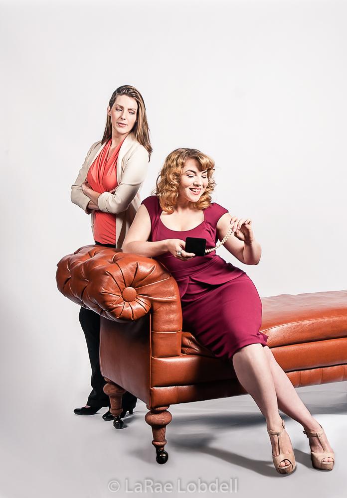 Sugar Daddies for ACT Theatre by LaRae Lobdell