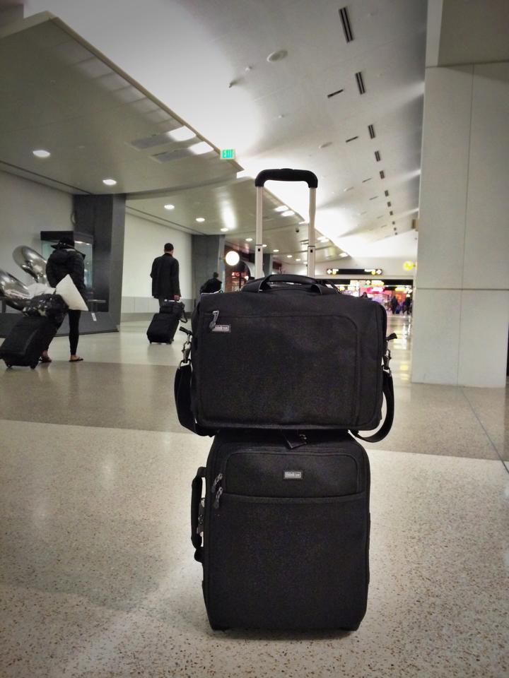 Think Tank Photo travel gear