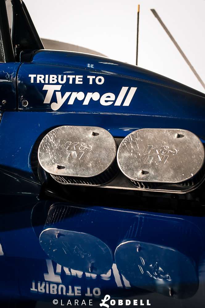 "ANSA Motorsport  IMSA / Cooper Tires Prototype Lite ""Tribute to Tyrrell"" at Homestead-Miami Speedway."