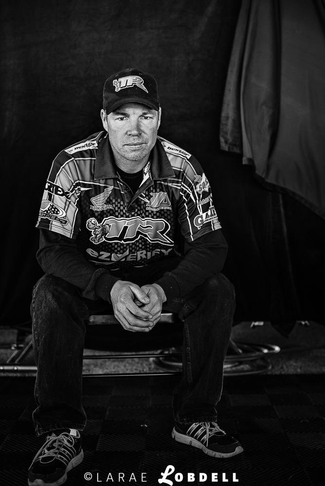 Ken Cordero, General Manager of Turbo Turtle Racing at MotoAmerica at Road America, Elkhart Lake, WI.