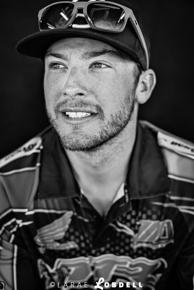 Danny Eslick #69 pro rider of Trubo Turtle Racing at MotoAmerica at Road America, Elkhart Lake, WI.