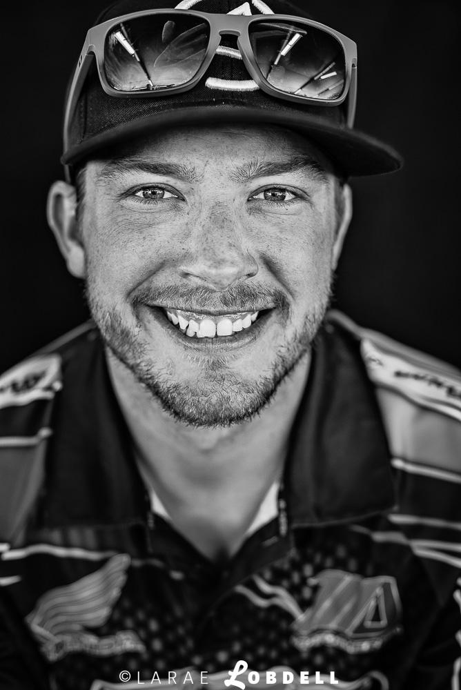 Danny Eslick #69 pro rider of Turbo Turtle Racing at MotoAmerica at Road America, Elkhart Lake, WI.
